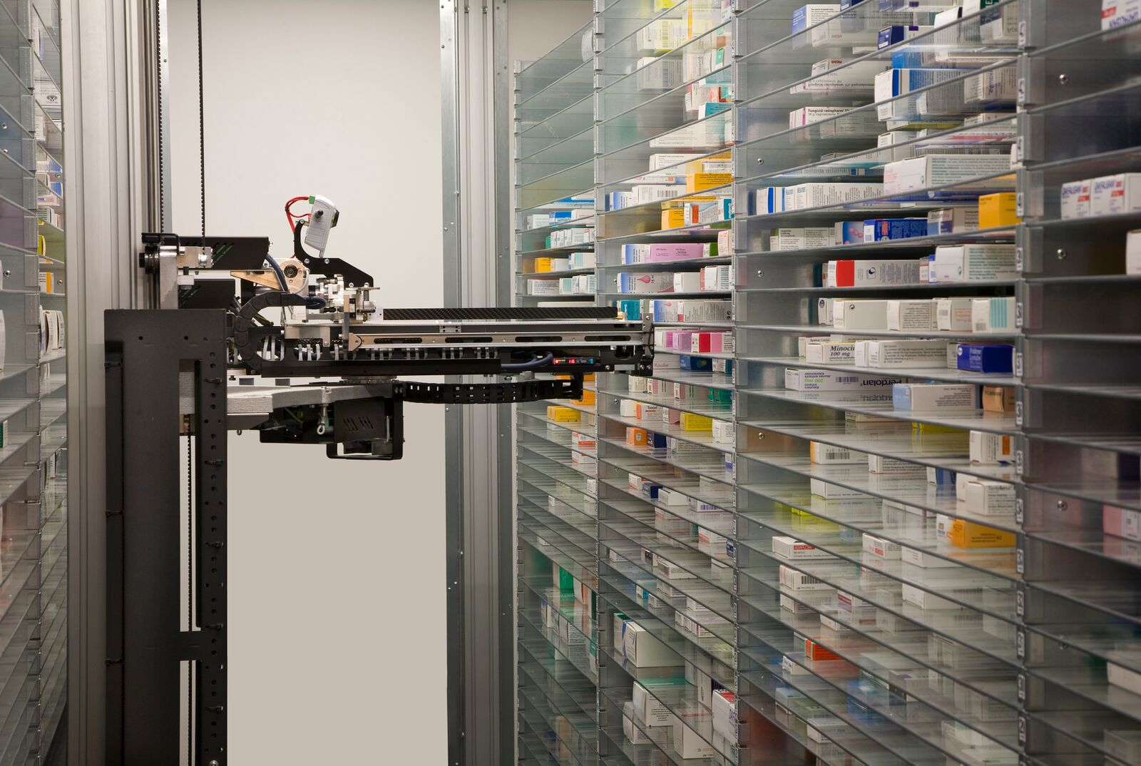 RxWeb | First automated dispensing hub for independents | Web-Based  Pharmacy PMR System